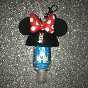 New Disney Parks Minnie Mouse Hand Sanitizer